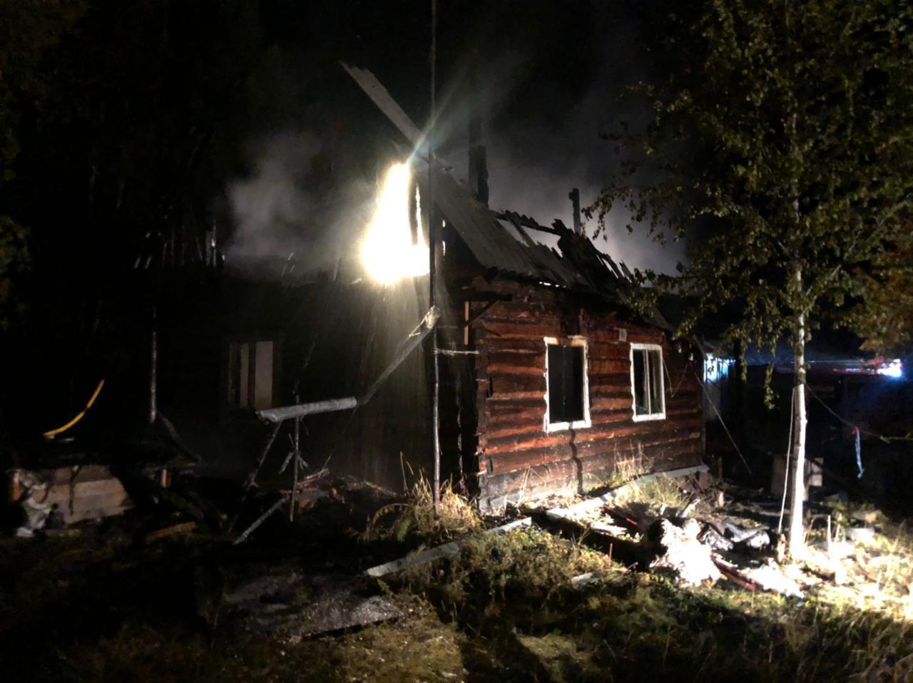 Прокуратура проводит проверку после гибели двух жителей Якутска при пожаре на даче