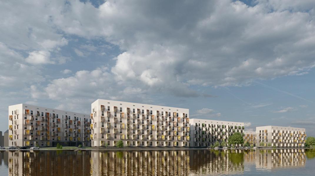 Первые дома в новом микрорайоне «Воинская часть» введут в 2022 году в Якутске