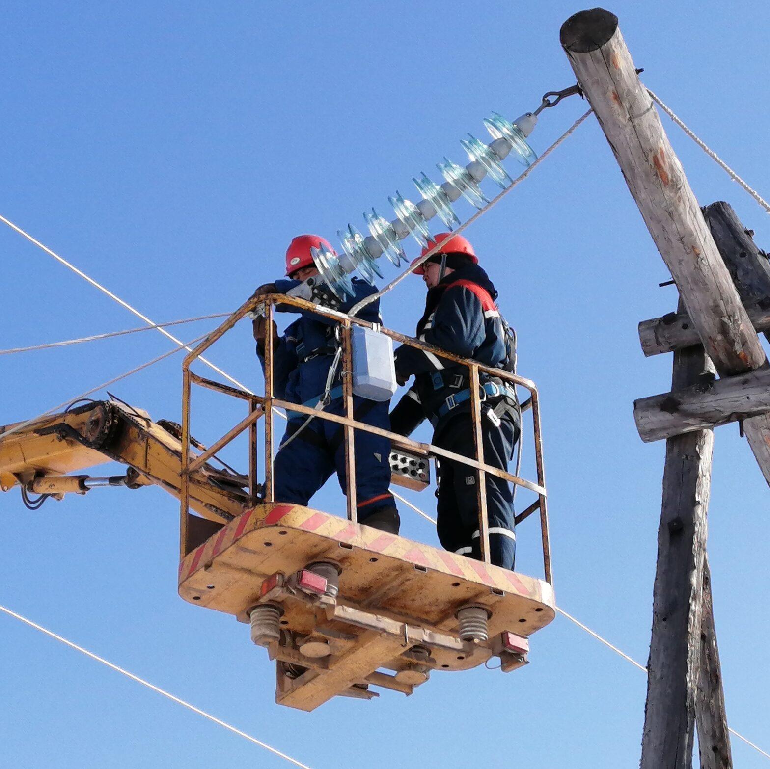 Энергетики западных районов Якутии подготовились к зиме