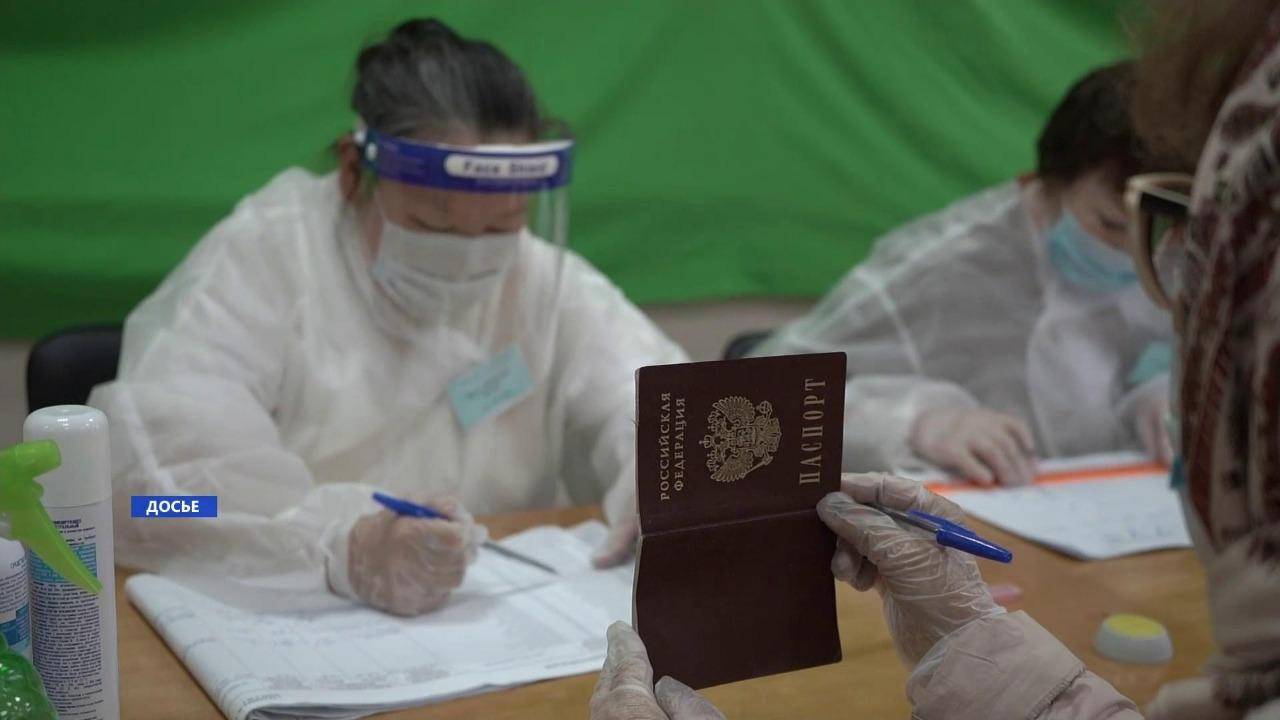 Более 75% членов избиркомов прошли вакцинацию против коронавируса в Якутии
