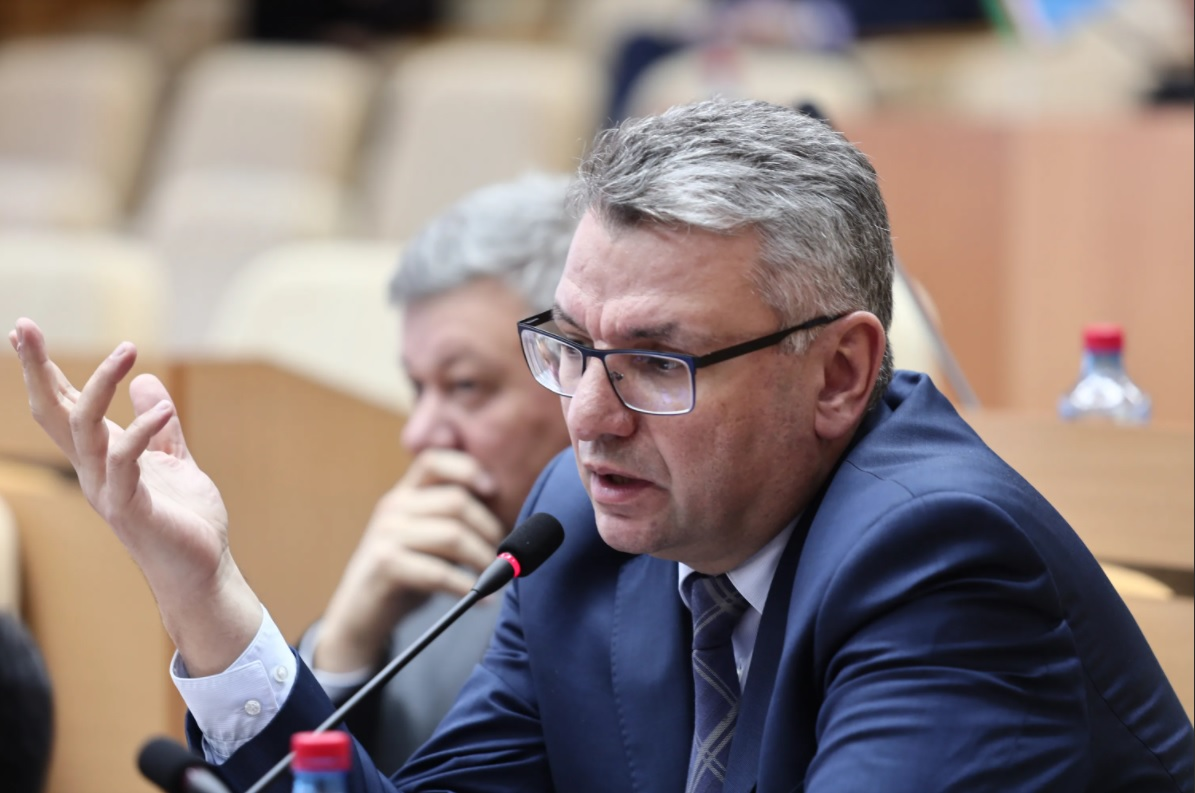 Кандидат в депутаты Госдумы Гаврил Парахин поделился своим мнением о прошедших выборах