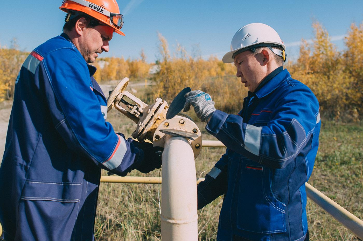 Жители Якутии могут подать заявку на бесплатное подведение газа до участка