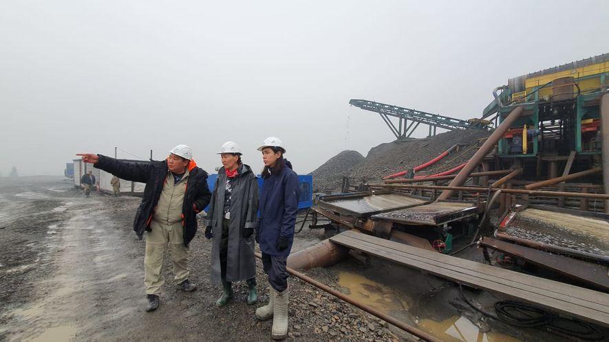 План по добыче олова перевыполнили в Усть-Янском районе Якутии