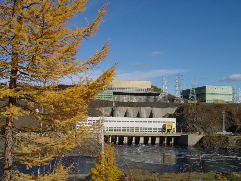 Капремонт гидроагрегата завершили на Каскаде Вилюйских ГЭС