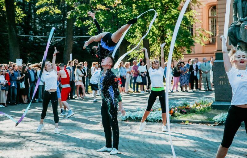 СВФУ и университет Лесгафта будут сотрудничать в развитии спорта