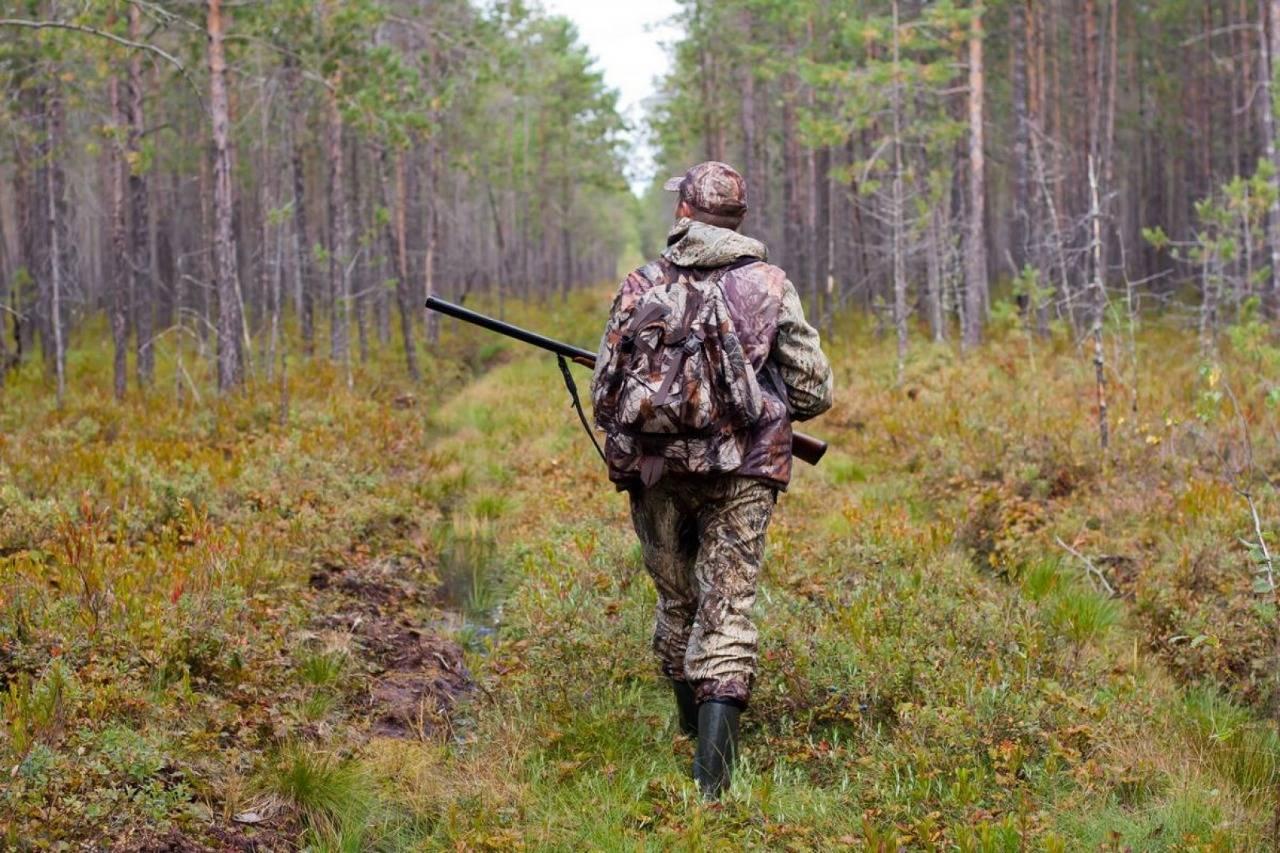 Охотники могут выезжать в районы Якутии после вакцинации от COVID-19