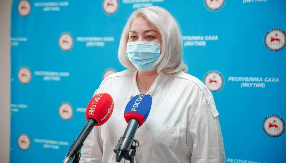 Брифинг Елены Борисовой об эпидобстановке на 24 сентября: трансляция «Якутия 24»