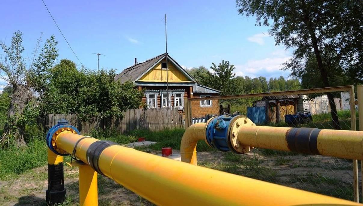 Якутяне могут подать заявку на подключение газа онлайн
