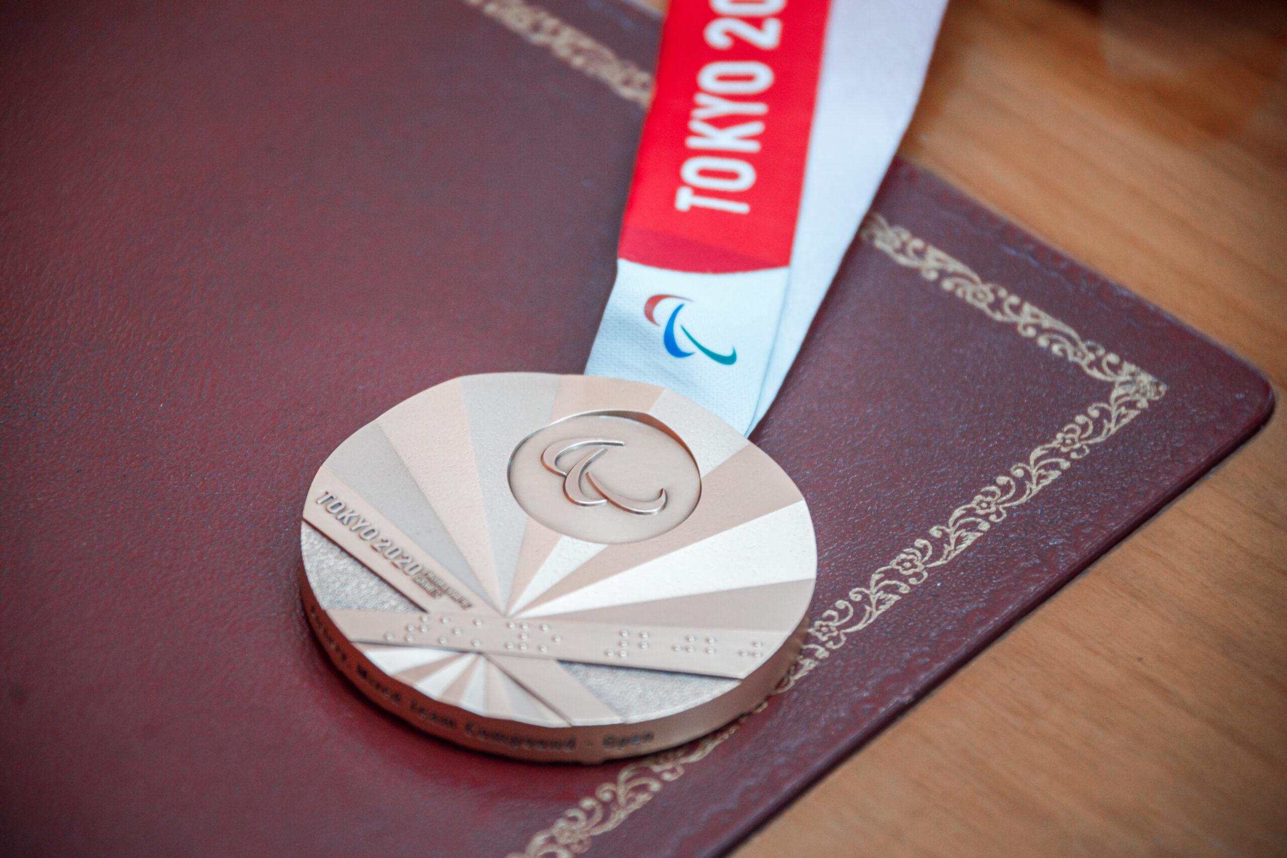 Якутских спортсменов наградили за участие в Олимпийских и Паралимпийских играх в Токио