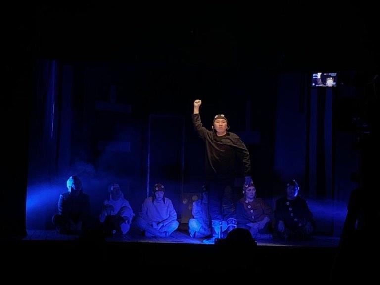 Нюрбинский театр в Якутии впервые принял участие в фестивале «Федерация»