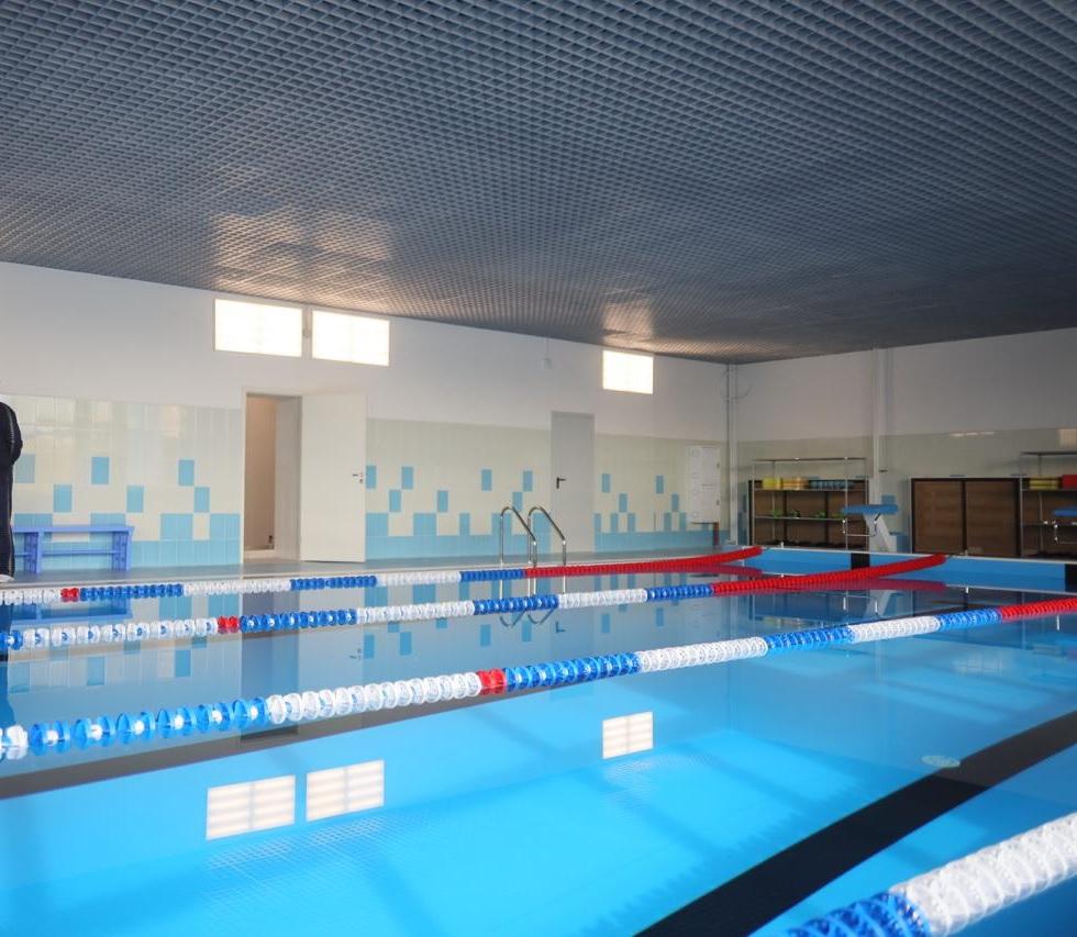 Спортивно-оздоровительный комплекс открыли в Алдане после реконструкции