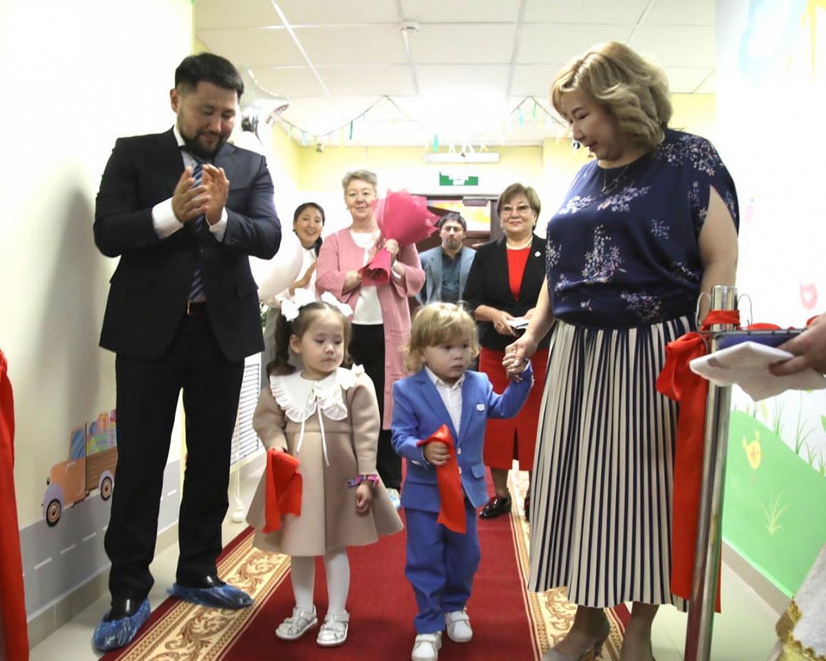 Детсад №23 откроет дополнительные группы в 203 микрорайоне Якутска