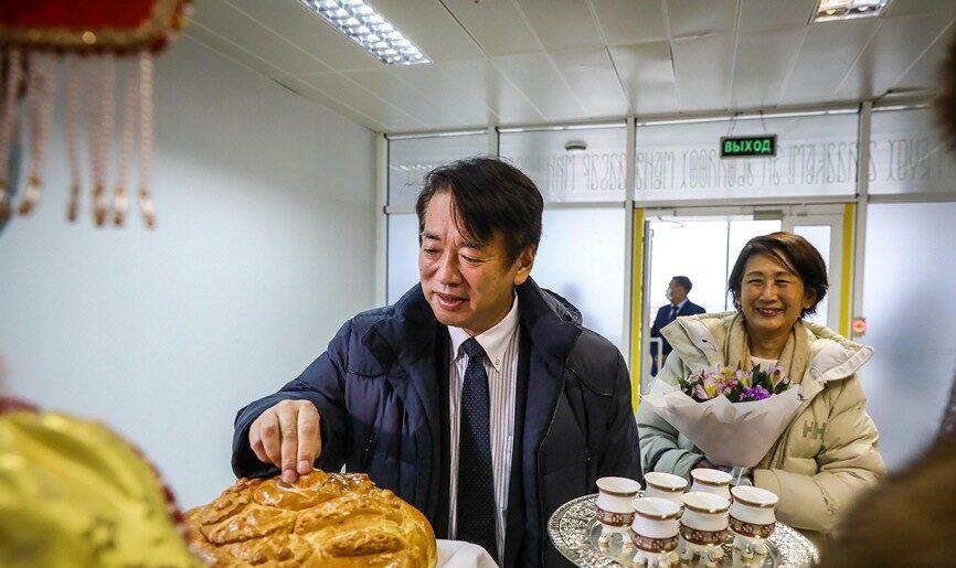 Посол Японии Тоехиса Кодзуки прибыл в Якутск