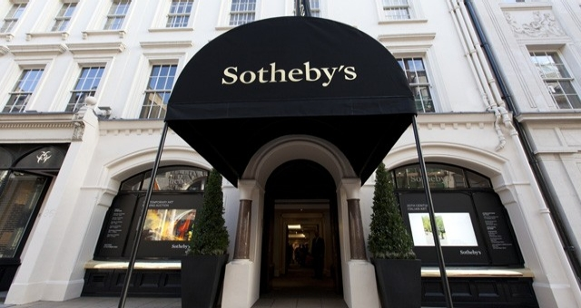 Выставка-продажа Sotheby's впервые пройдет в России