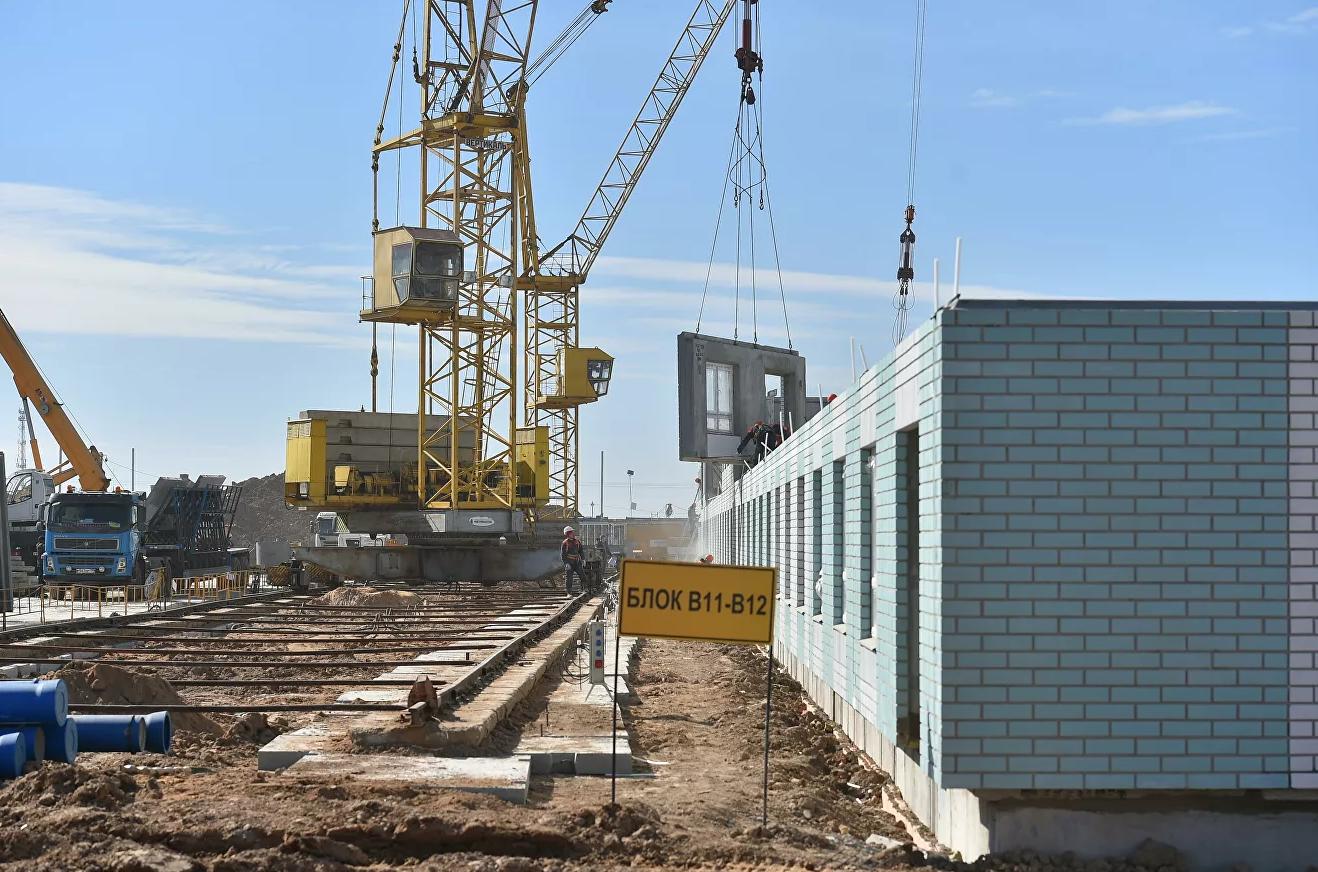 Полторы тысячи объектов социальной инфраструктуры построят на Дальнем Востоке в 2022 году