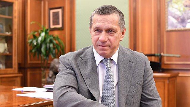 Юрий Трутнев поздравил якутян с присвоением Алдану звания «Город трудовой доблести»