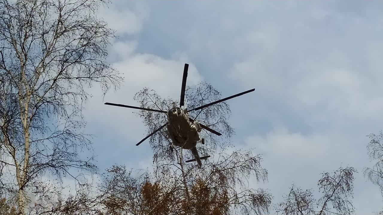 Четыре лесных пожара потушили в Якутии за сутки