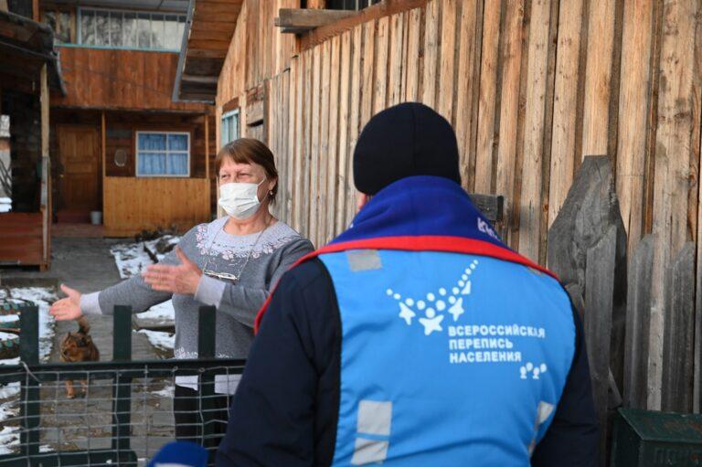 Глава Якутии: Всероссийская перепись населения станет основанием для формирования новых задач развития