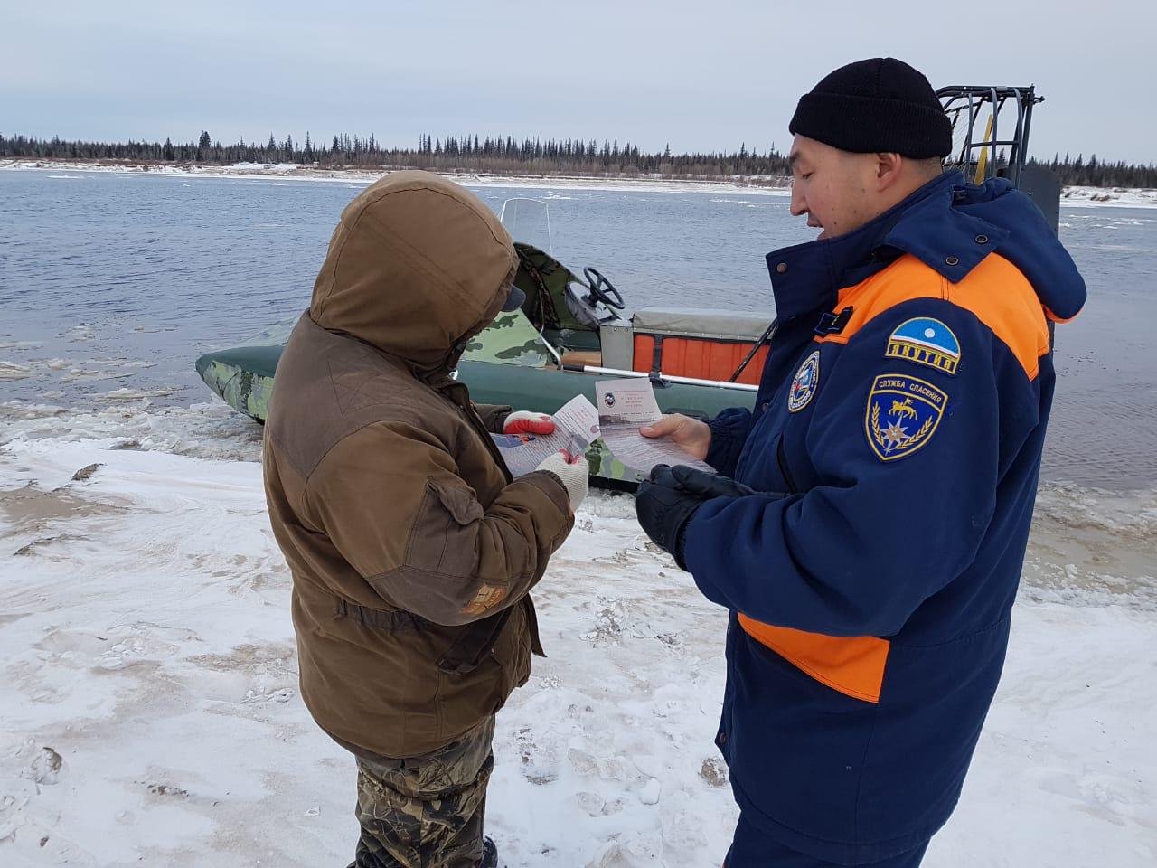 Устойчивое ледообразование проходит на водоемах Якутии