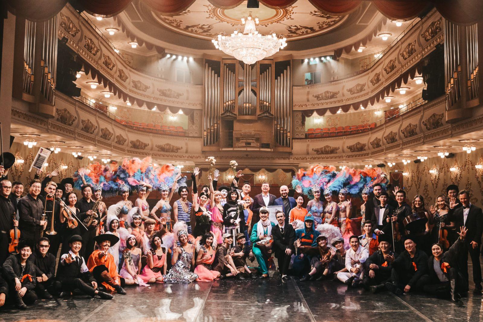 Спектакли якутских театров в рамках «Больших гастролей» посетили более 19 тыс зрителей