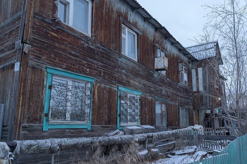 Порядка тысячи многоквартирных домов подлежат сносу в Якутске