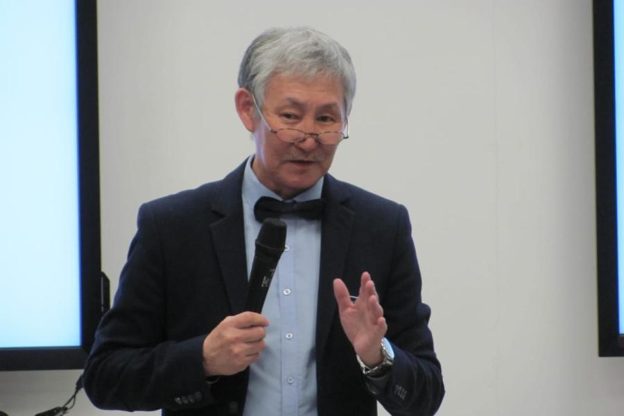 Доцент СВФУ стал одним из победителей международного фестиваля «Зодчество»