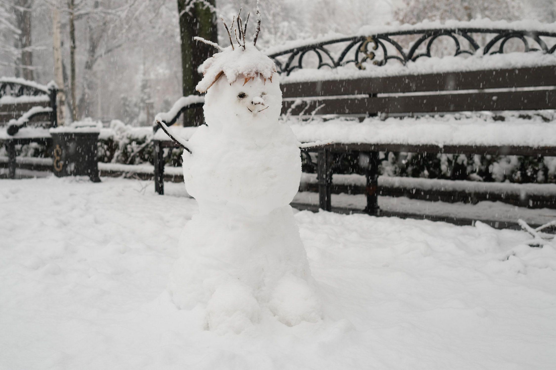 Снег прогнозируют в большинстве районов Якутии 13 октября
