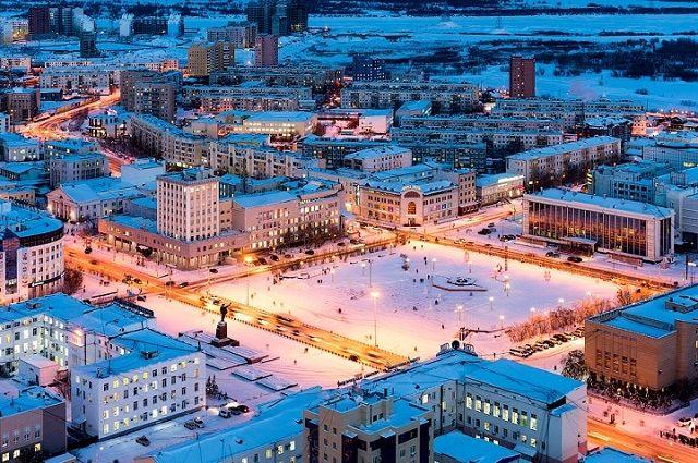 Систему наружного освещения модернизируют в Якутске