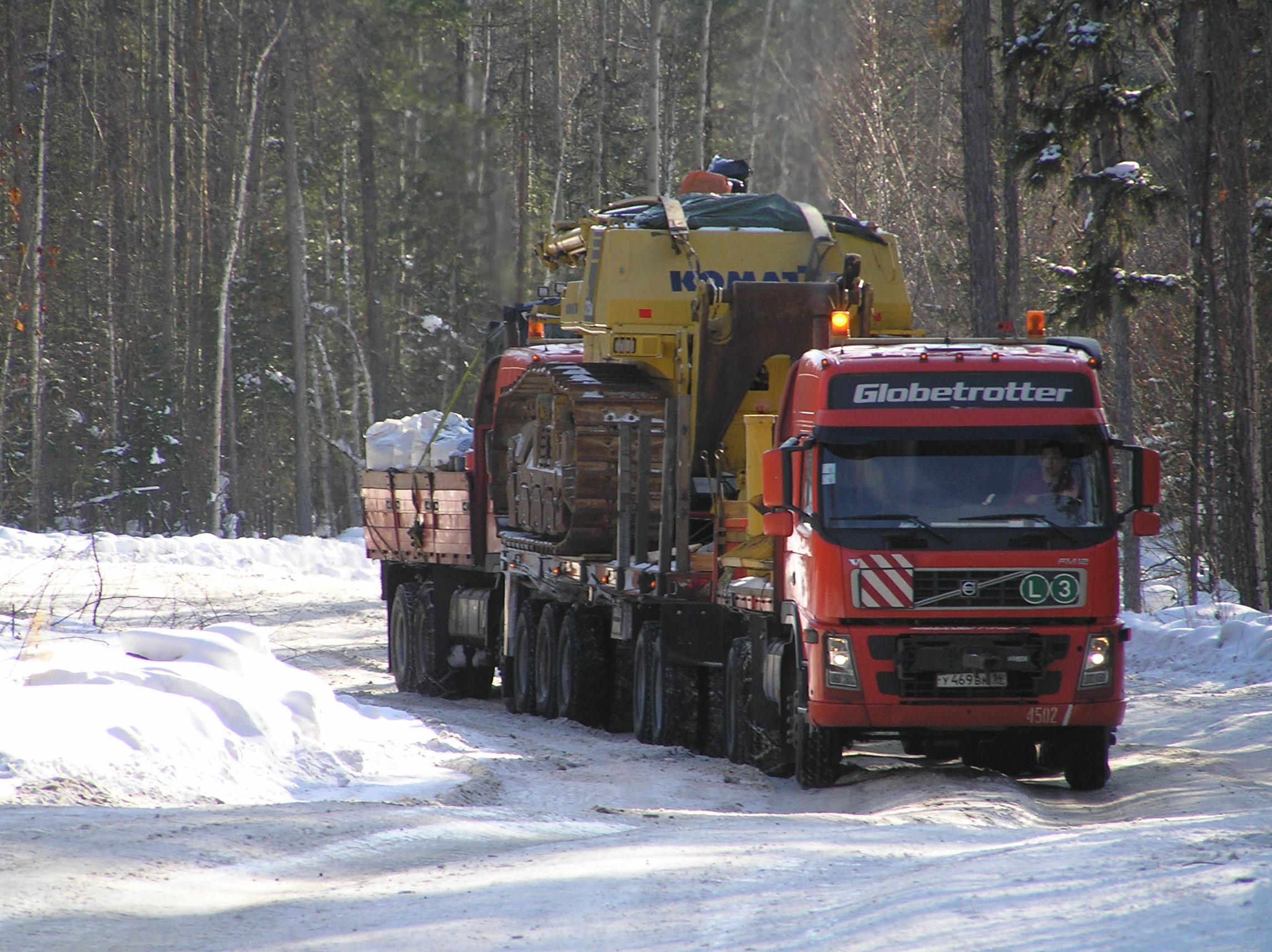 АЛРОСА обновила свыше 470 единиц техники и оборудования