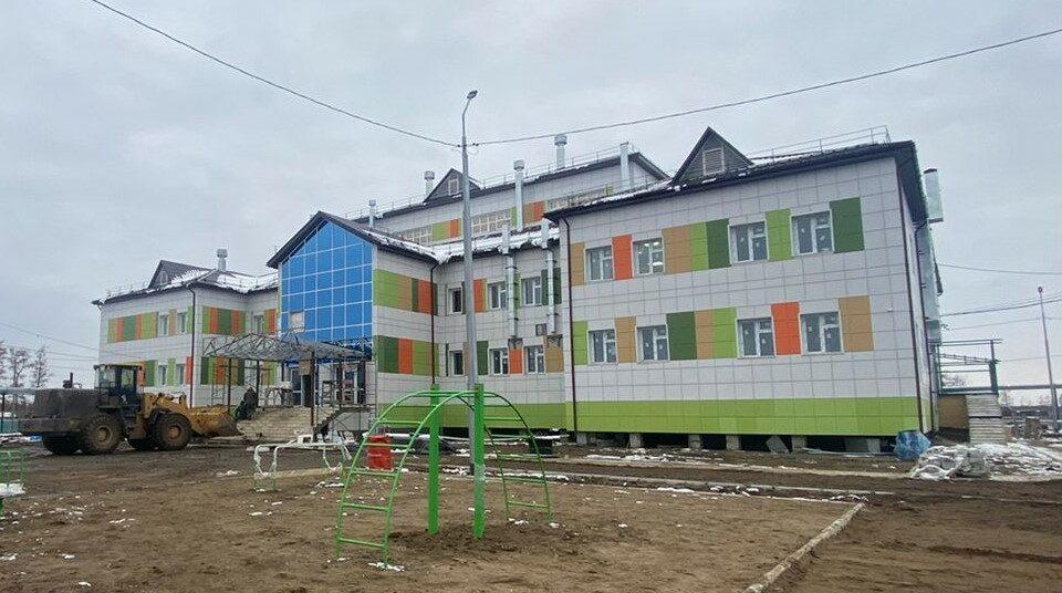 Новую школу введут в якутском селе Кыйы в 2021 году