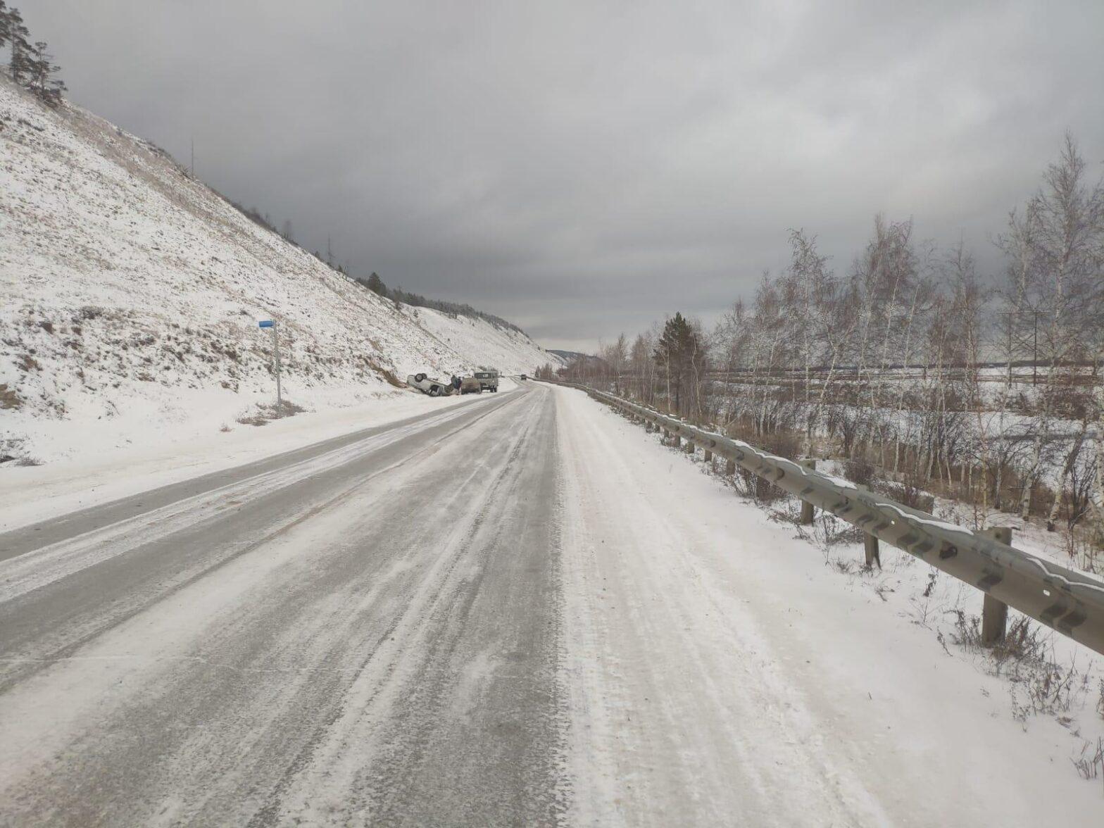 Свыше 20 ДТП зарегистрировали на дорогах Якутии за сутки