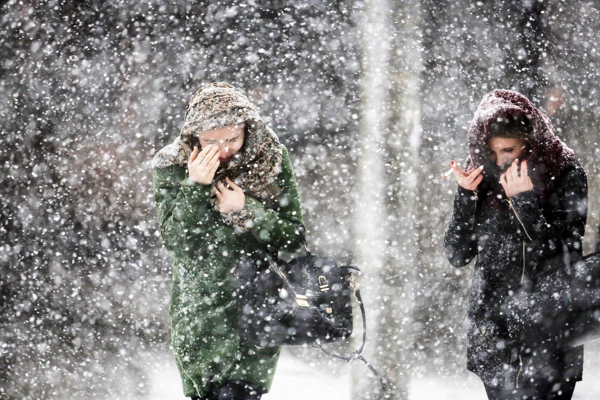Сильный снег прогнозируют в Якутии в ближайшие дни