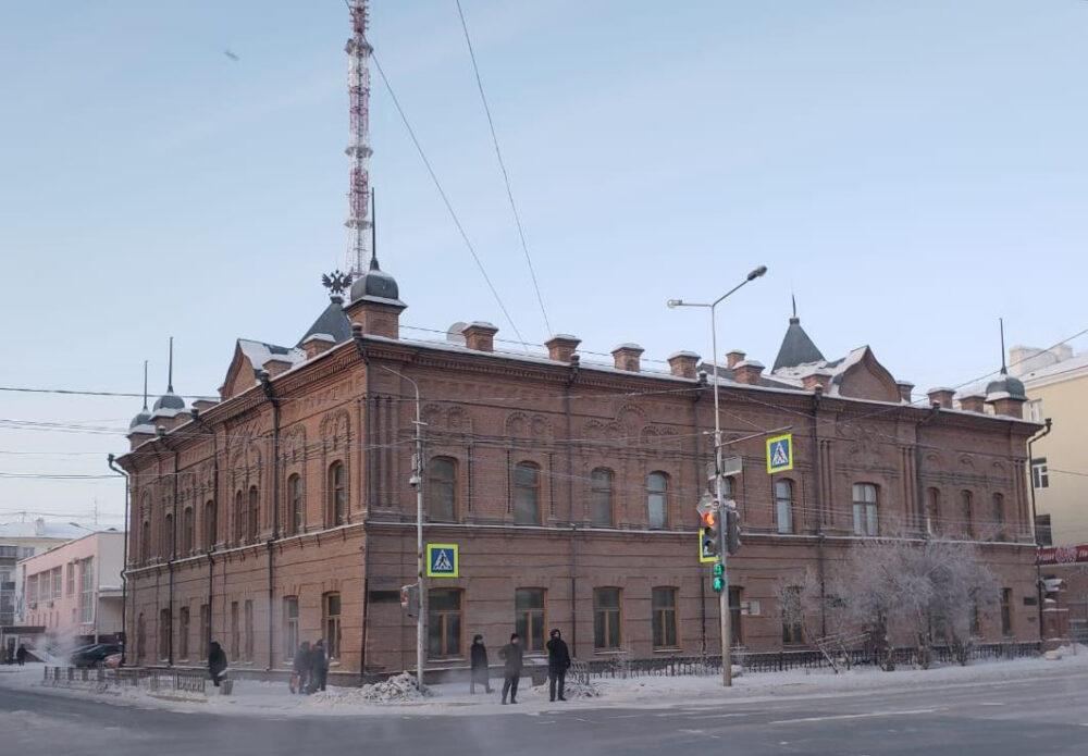Капремонт проведут в Национальной библиотеке Якутии
