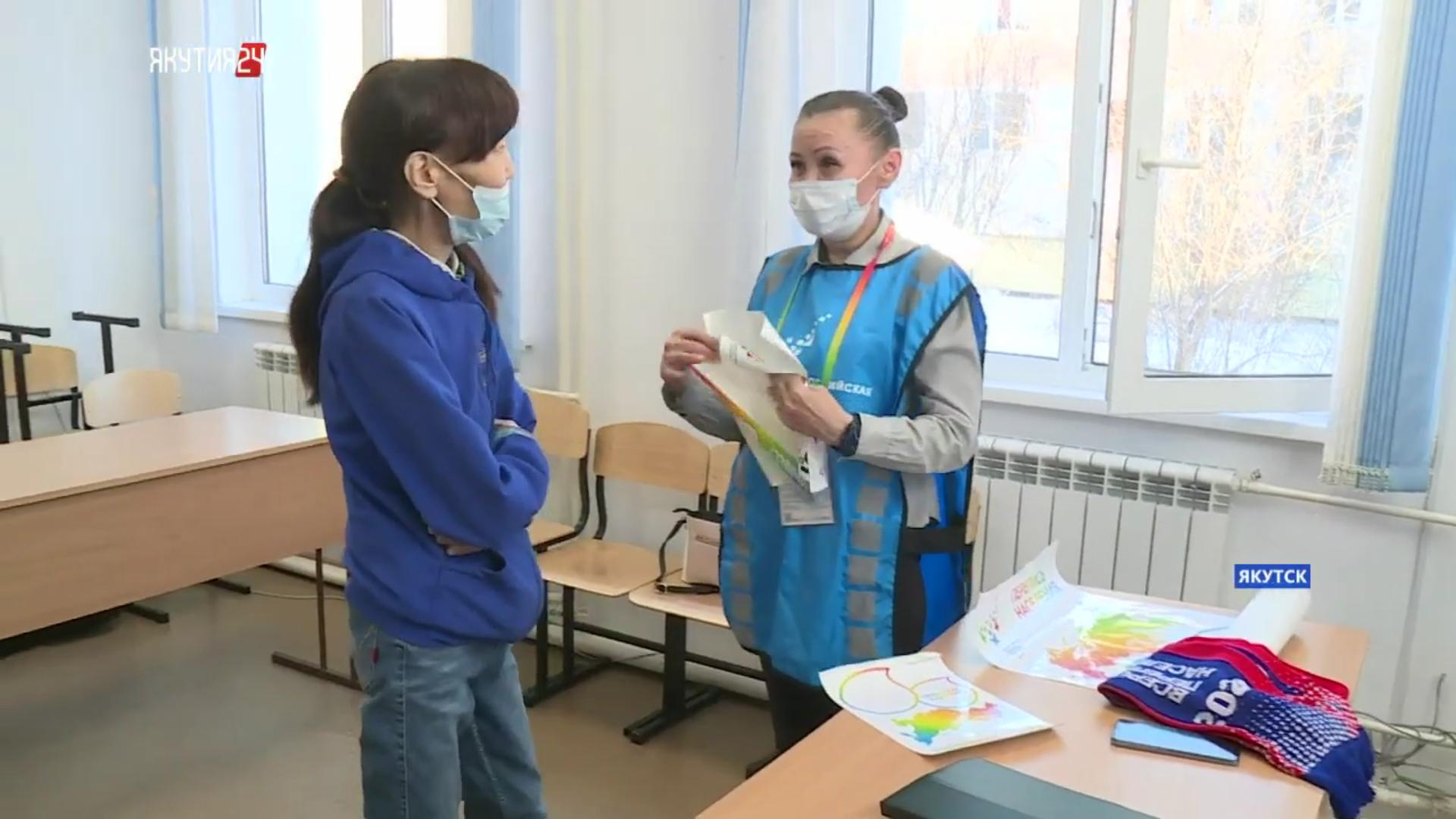 Переписные участки заработают с 15 октября в Якутии