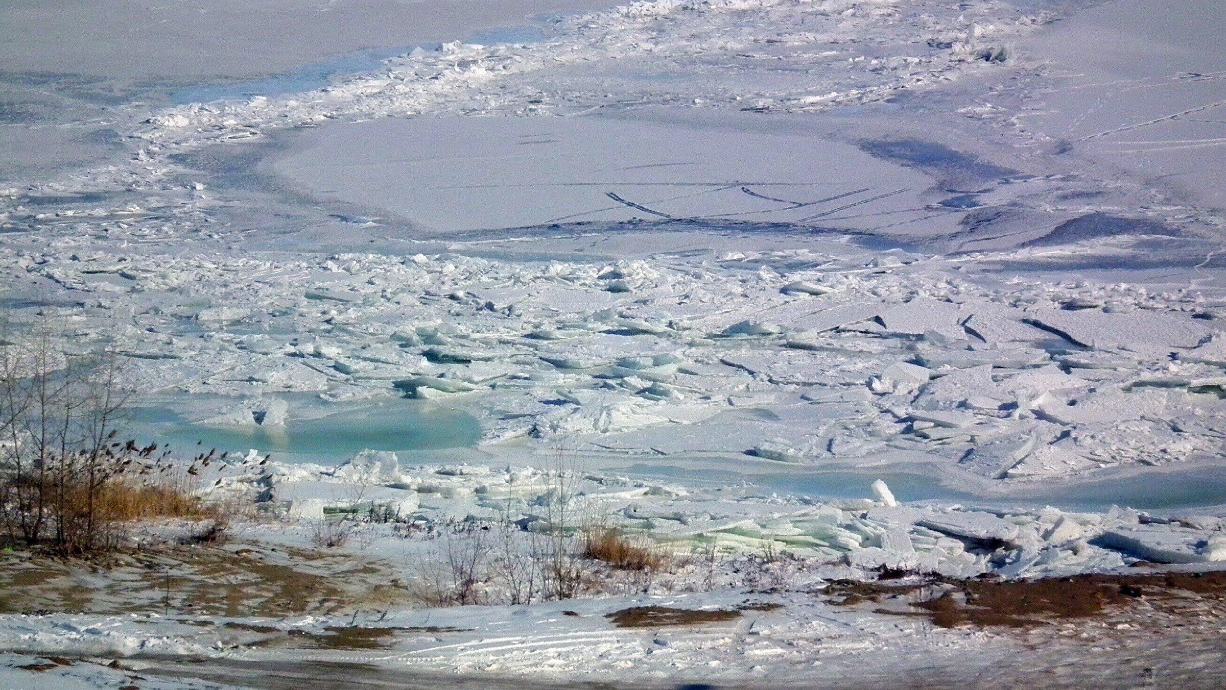 Шугоход и ледостав отмечают на реках северо-востока Якутии