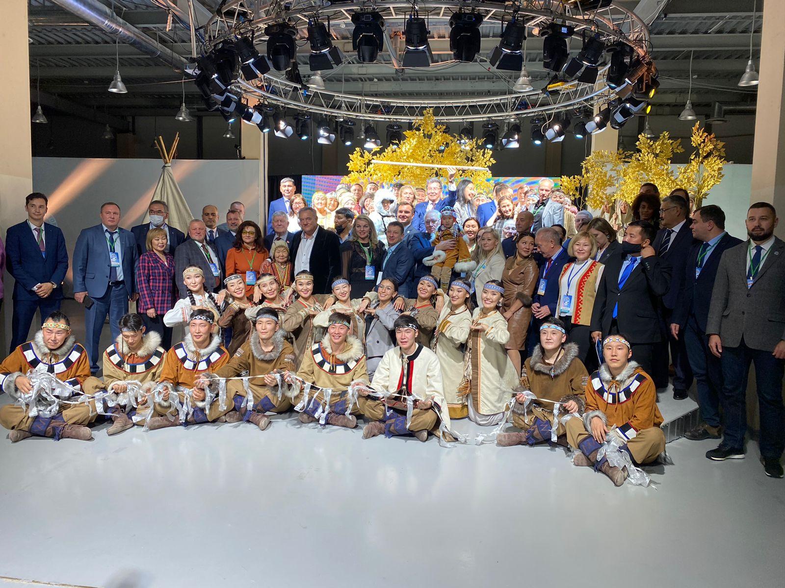 Около 700 человек приняли участие в Северном форуме в Якутске