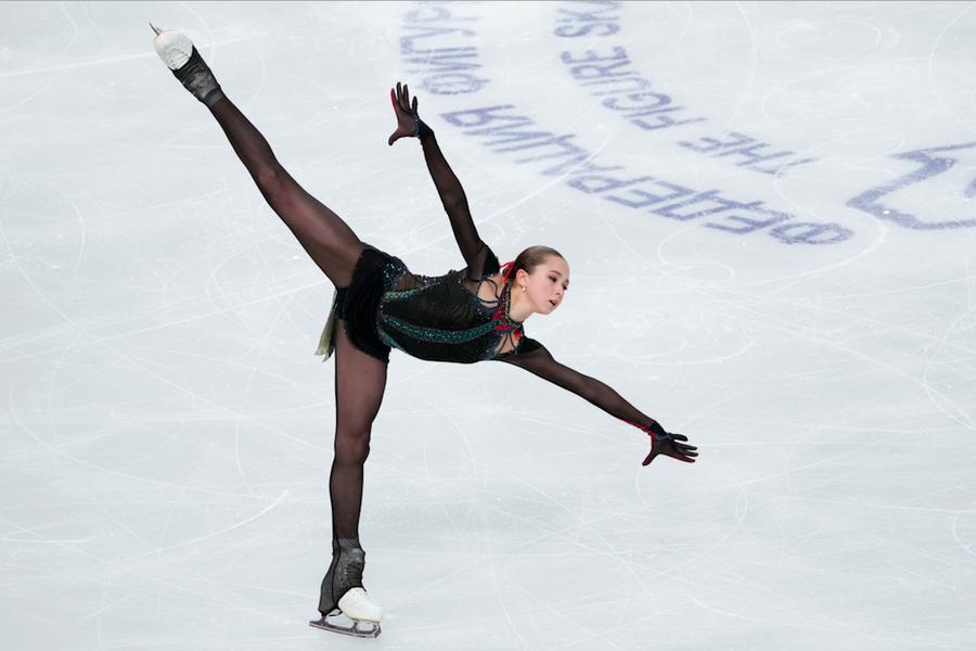 Фигуристка Камила Валиева победила на турнире в Финляндии с двумя мировыми рекордами