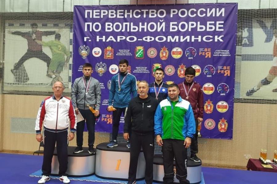 Студенты СВФУ стали призерами первенства России по вольной борьбе