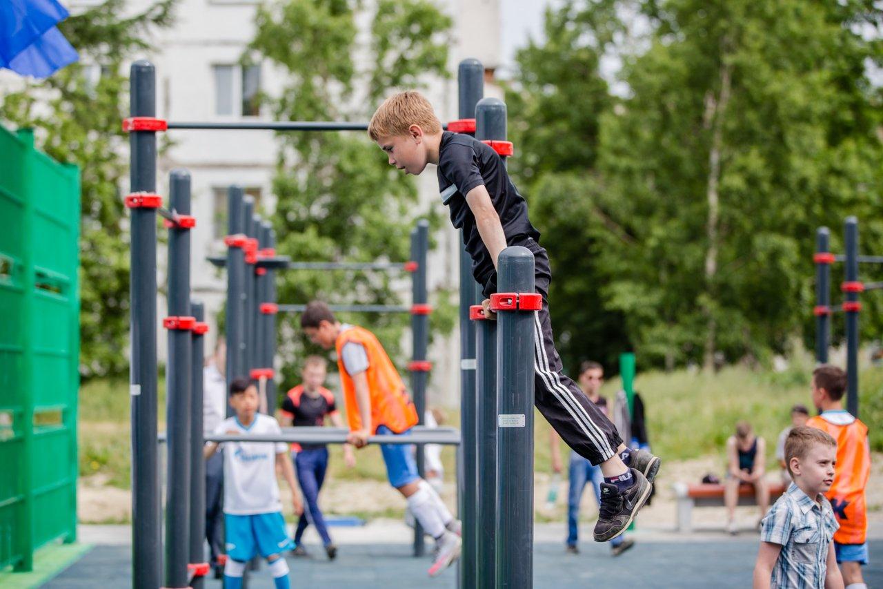 Управляющие компании предложили привлечь к оснащению спортплощадок в России