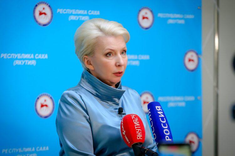 Брифинг Ольги Балабкиной об эпидобстановке на 22 октября: трансляция «Якутия 24»