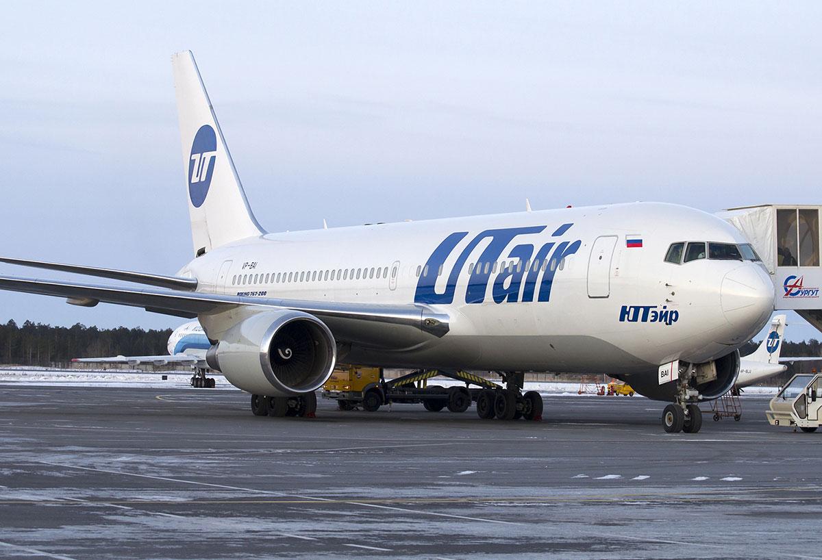Авиакомпания Utair впервые запустит рейс из Москвы в Якутск